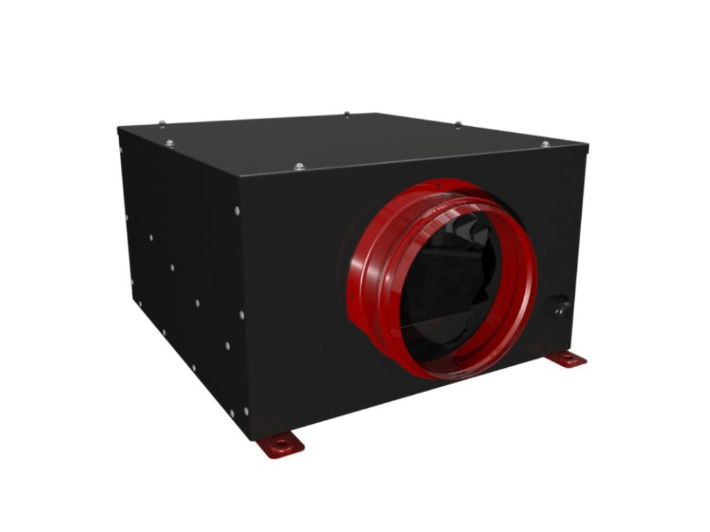 Black Orchid Silenta Acoustic Box Fans