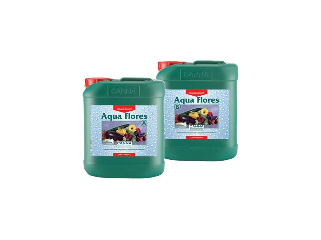 Canna Aqua Flores (Objem 5 litrů)