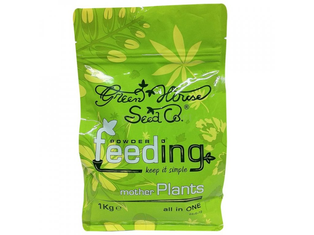 Green House Seed Powder feeding Grow (Objem 2,5 Kg)