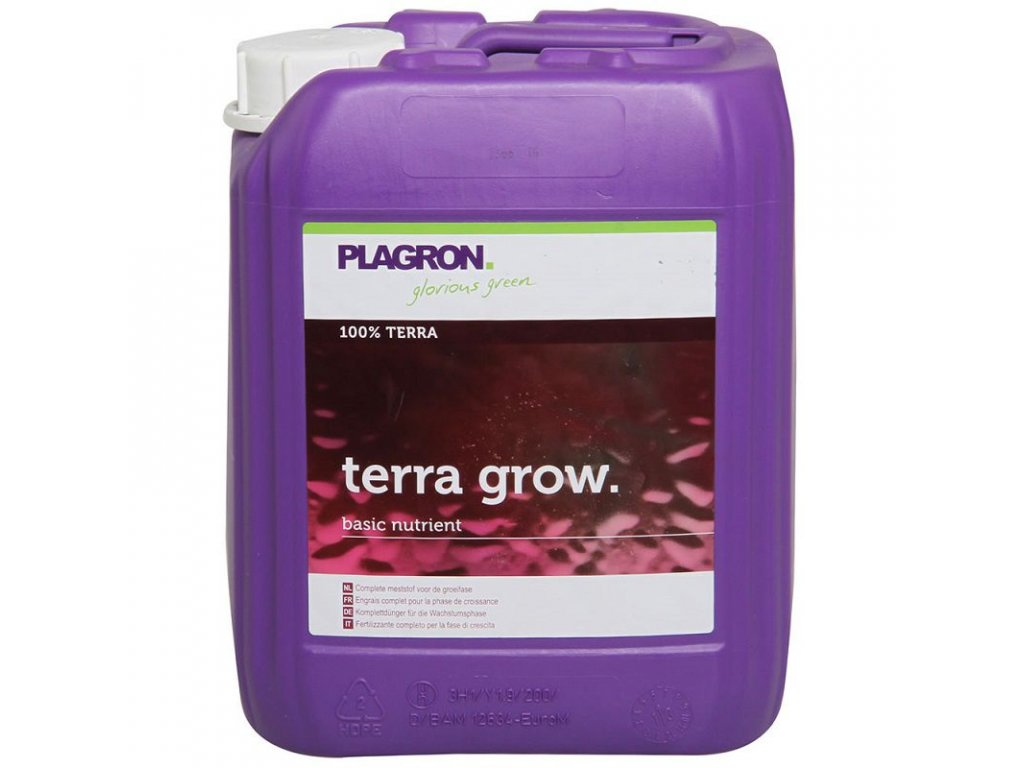 Plagron Terra Grow (Objem 5 litrů)