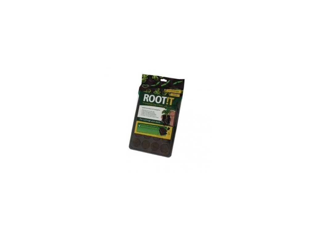 5120 root it natural rooting sponge 24 cell filled trays