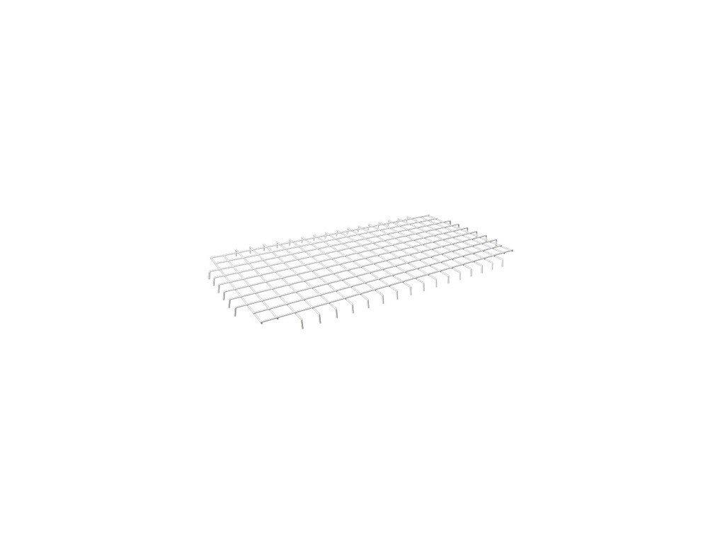 60173 dp120 grid shelve kovova mrizka 60x30 cm