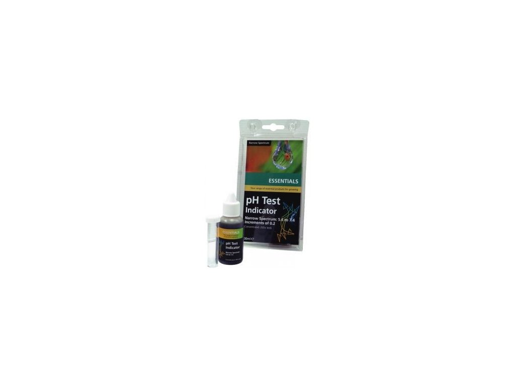 60305 essentials ph test kit narrow spectrum
