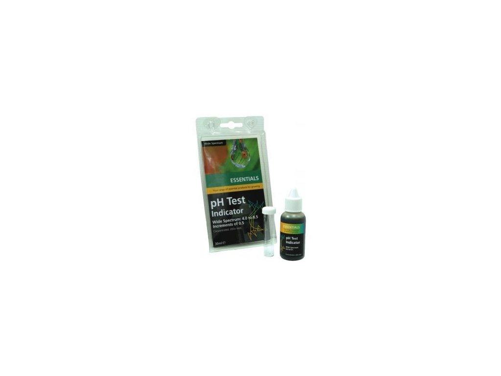 60308 essentials ph test kit wide spectrum