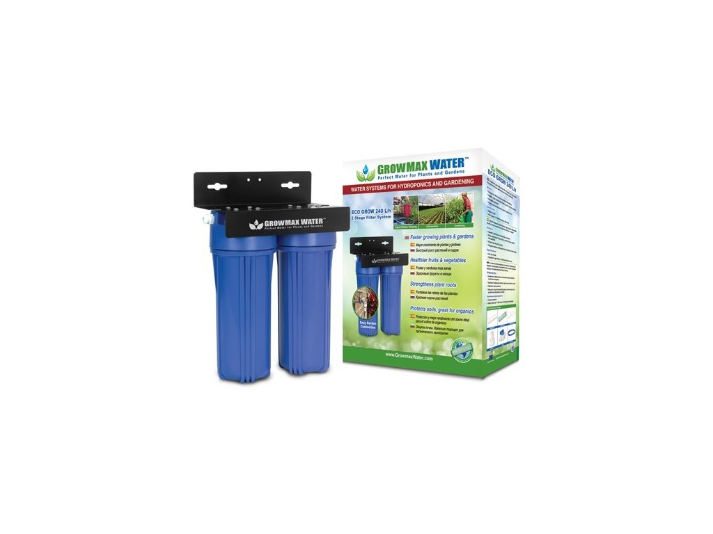 61271 growmax water uhlikovy vodni filtr eco grow 240 l h