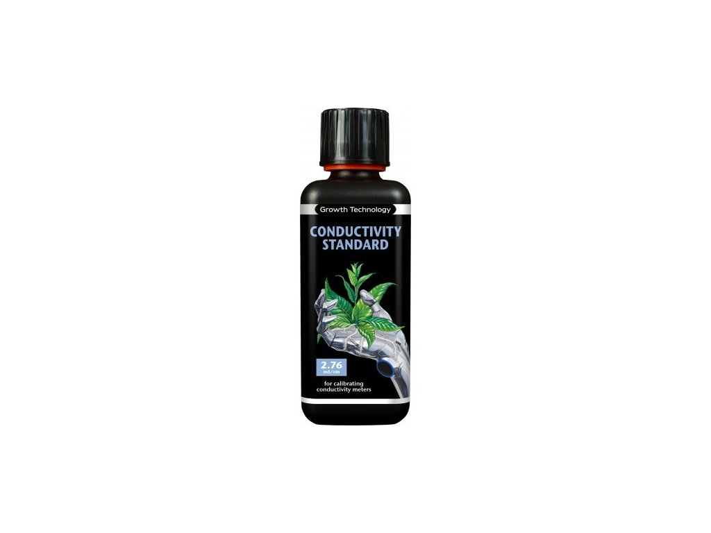 61286 growth technology kalibracni roztok ec 2 76ms 300ml