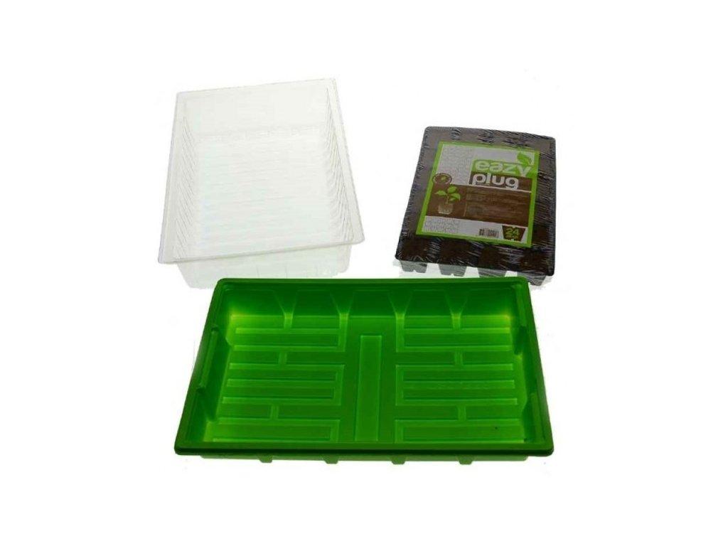 61502 hga garden propagator 42 ct24 tray eazy plug