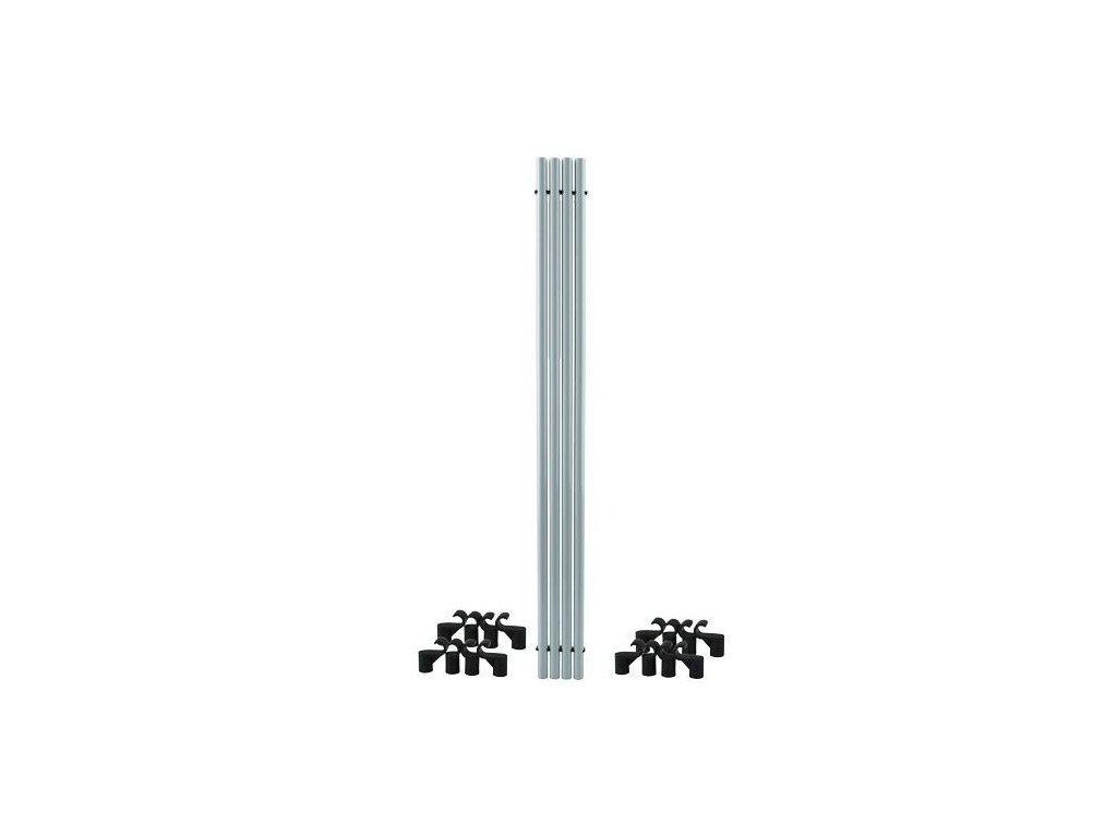 61655 homebox spareparts 100 fixture poles fixture poles hb l