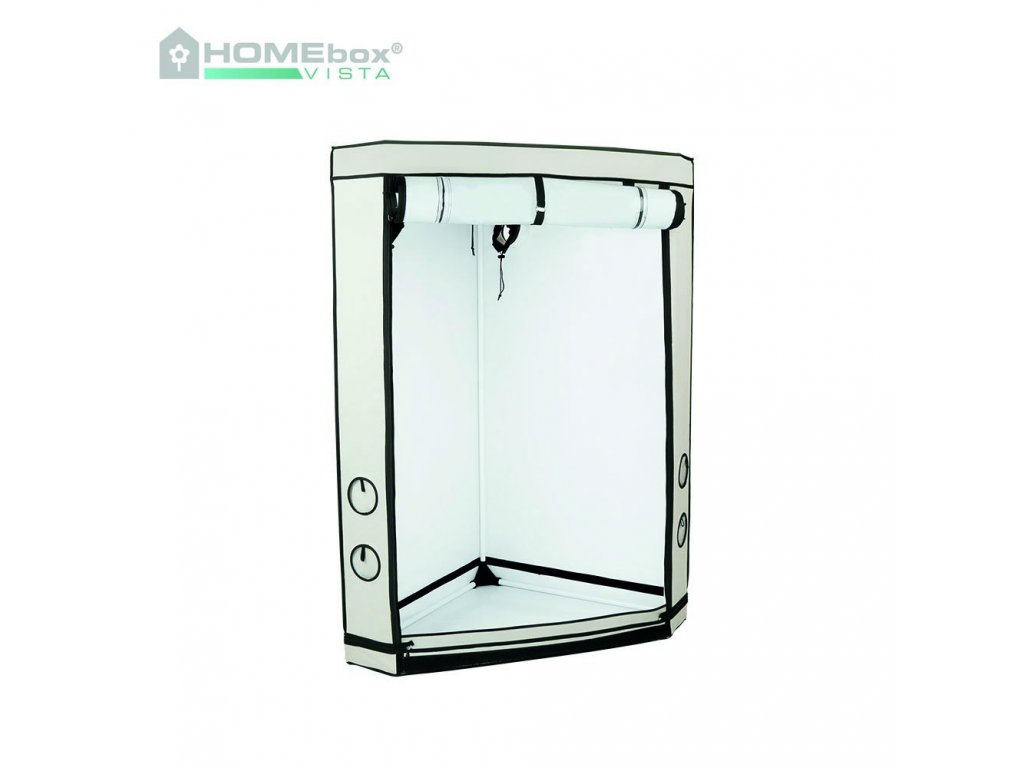 61670 homebox vista triangle 120x85x160 cm