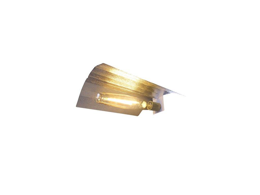 62192 kladivkovy reflektor komplet 470x470mm budget