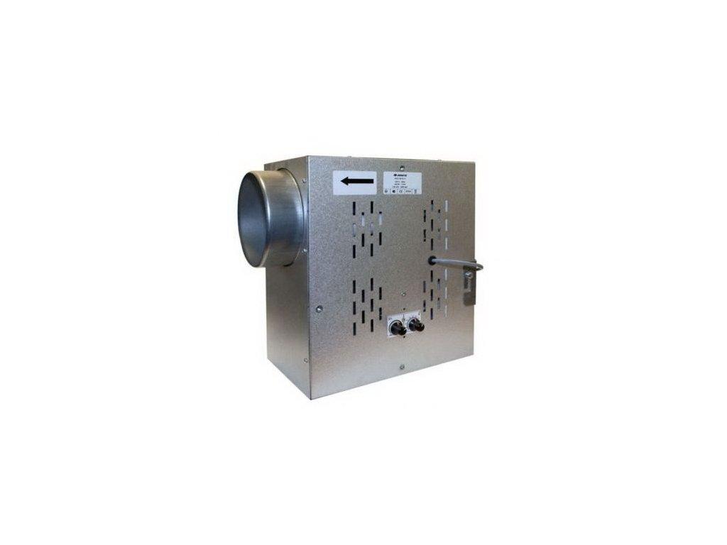 62225 ksau 125mm 520m3 ventilator s regulaci