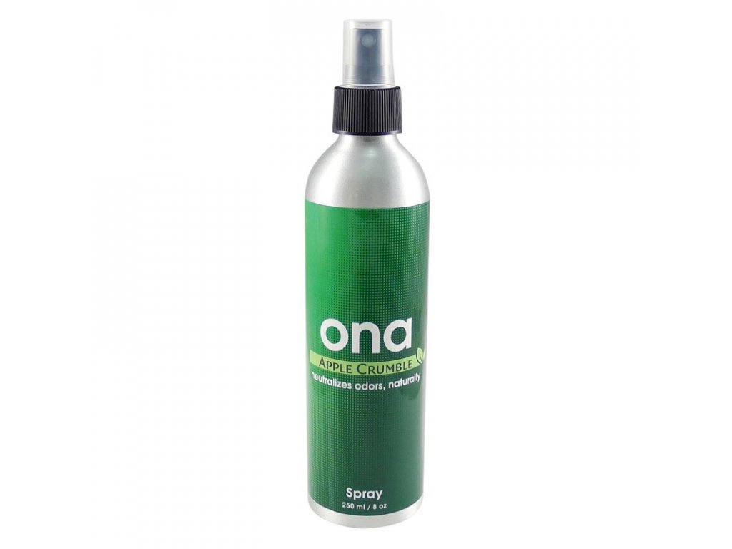 62816 ona spray 250ml apple crumble