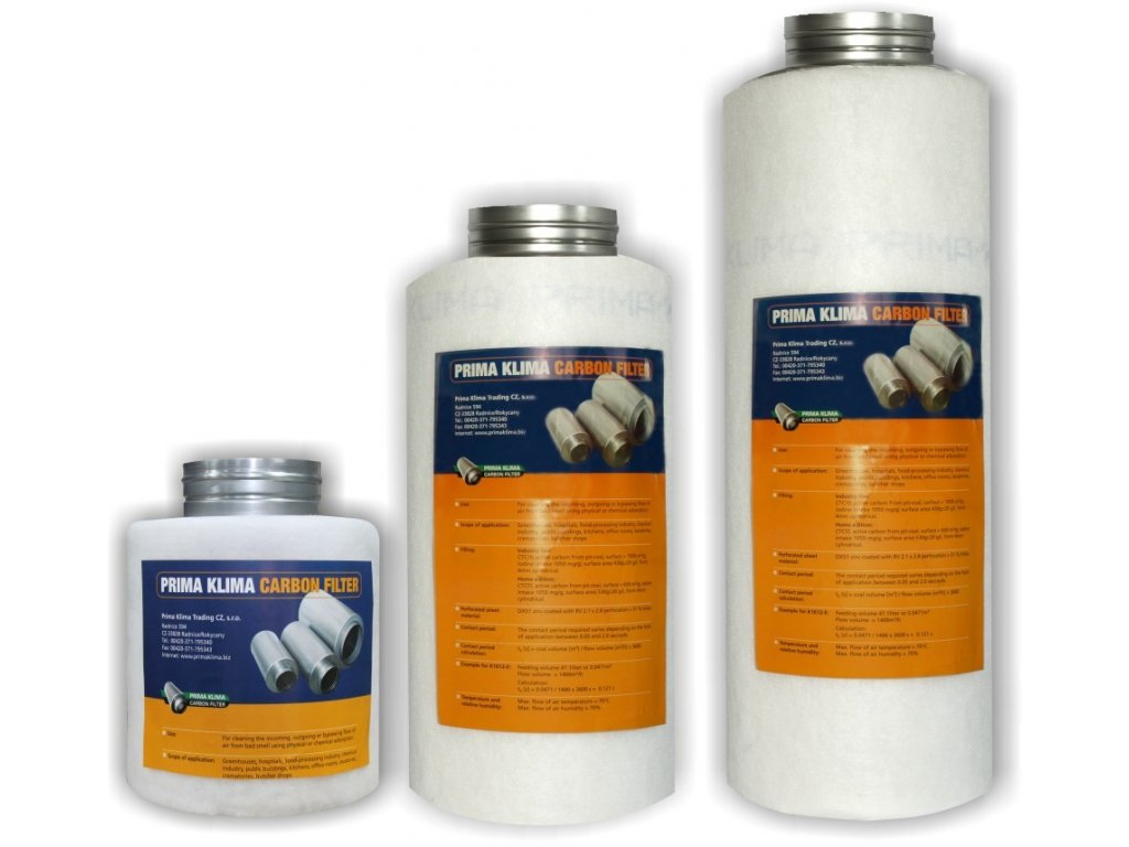 63497 prima klima industry filter k1612 250mm 2700m3 h