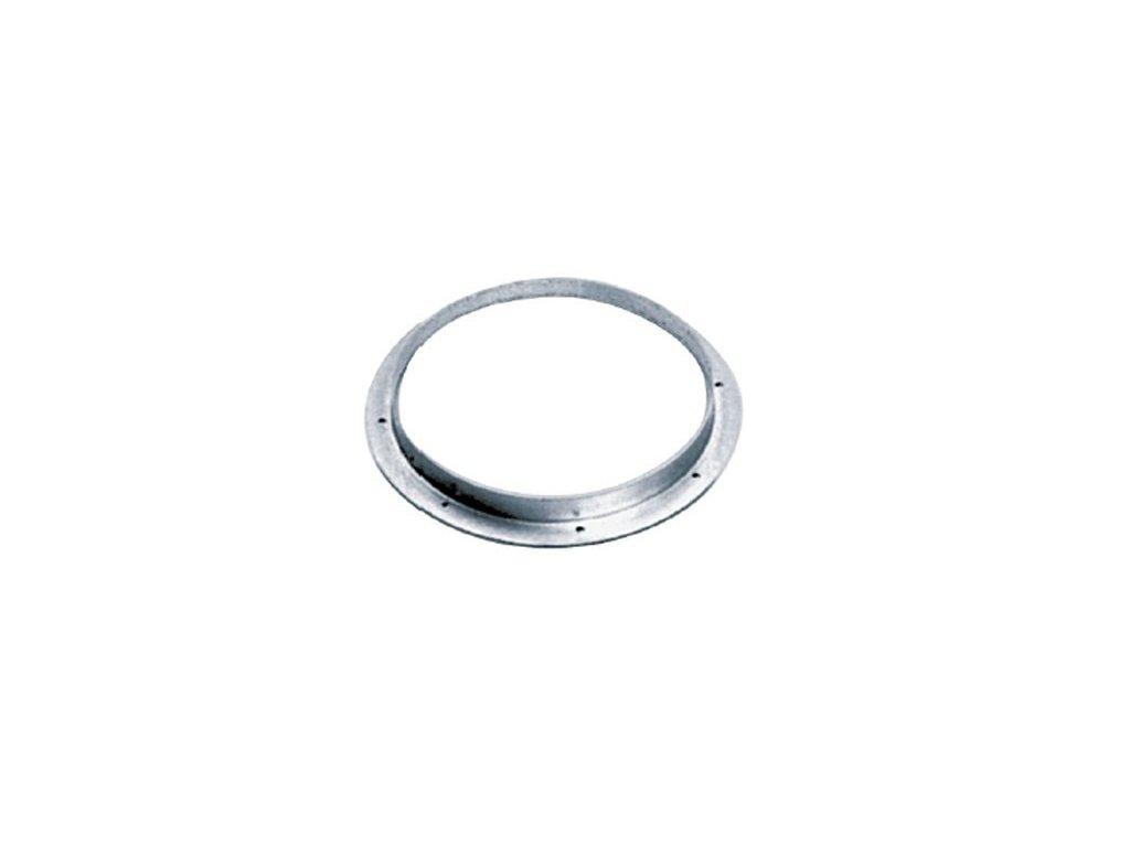 Příruba plechová (Rozměr 400 mm)