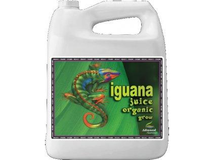AN - Iguana Juice Organic Grow (Objem 5 litrů)