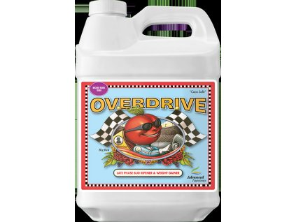 AN - Overdrive (Objem 500 ml)