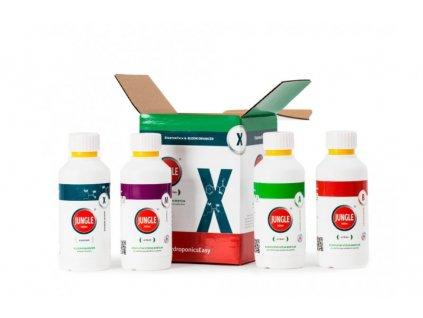JUNGLE Indabox StarterPack URBAN X mini