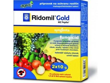57959 agro ridomil gold mz pepite 2x10g
