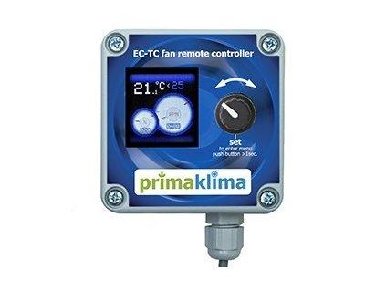 63416 prima klima digitalni regulator teploty max min rychlosti