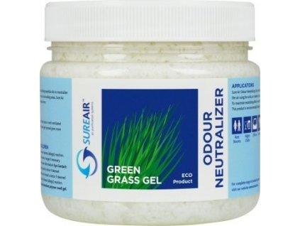 64388 sure air gel 1 kg green grass