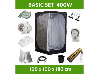 Basic set 400W