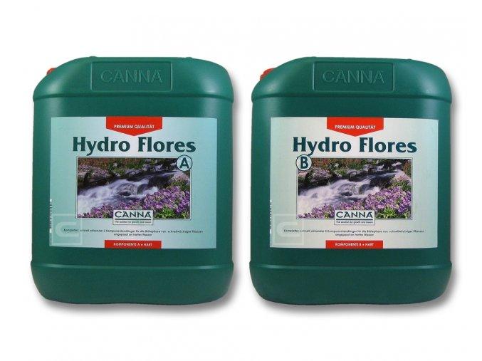 Canna Hydro Flores A+B (Objem 5 litrů)
