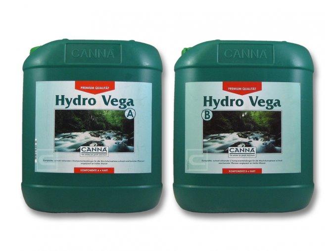 Canna Hydro Vega A+B (Objem 5 litrů)
