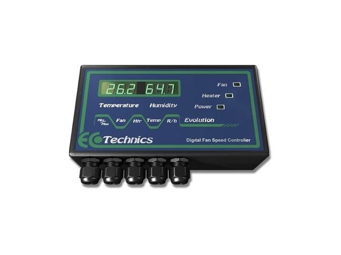 60206 ecotechnics evolution digitalni regulator otacek max zatez 2 6 a
