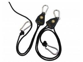Black Orchid Závěsný systém Rope Ratchet PRO max 68kg