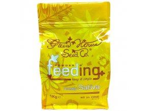 Green House Seed Powder feeding long Flowering (Objem 2,5 Kg)
