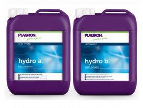 Plagron Hydro A+B (Objem 5 litrů)