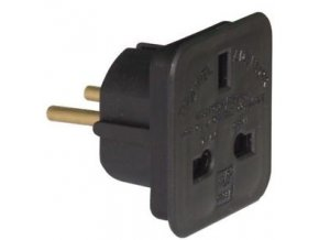 57797 adapter uk eu zastrcka 10a