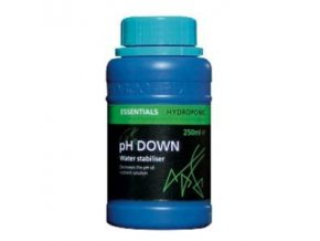 60293 essentials ph down 81 250ml