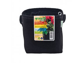 61049 gronest textilni kvetinac 8l aqua breathe
