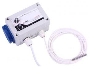 61322 gse digitalni regulator teploty a min rychlosti ventilatoru
