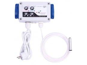 61340 gse digitalni regulator teploty vlhkosti podtlaku a min rychlosti ventilatoru 2x5a