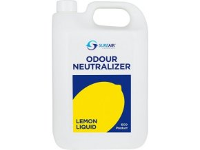 64421 sure air liquid 5l lemon