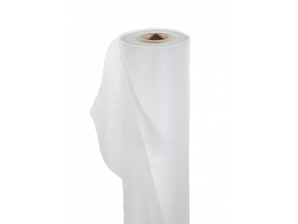 Zakrývacia netkaná textília ZELOTEX UV 17 g m2 biela 2,1 x 100 m