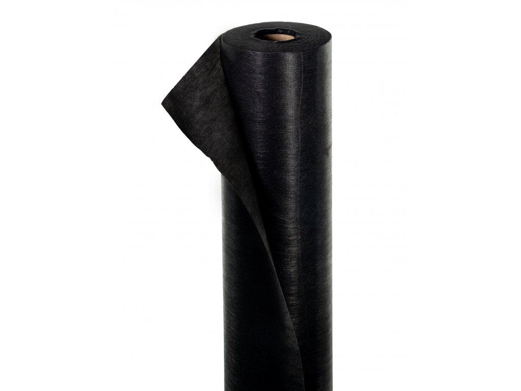 Mulčovacia netkaná textília ZELOTEX UV 50 g m2 čierna 1,6 x 50 m