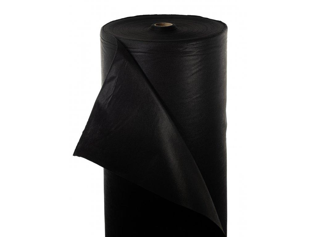 Mulčovacia netkaná textília ZELOTEX UV 50 g m2 čierna 3,2 x 250 m