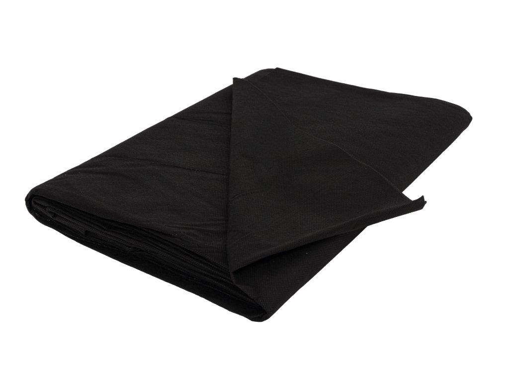 Mulčovacia netkaná textília ZELOTEX UV 50 g m2 čierna 1,6 x 10 m