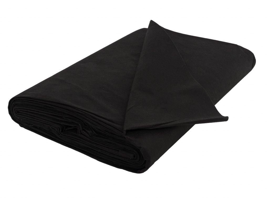 Mulčovacia netkaná textília ZELOTEX UV 50 g m2 čierna 3,2 x 10 m