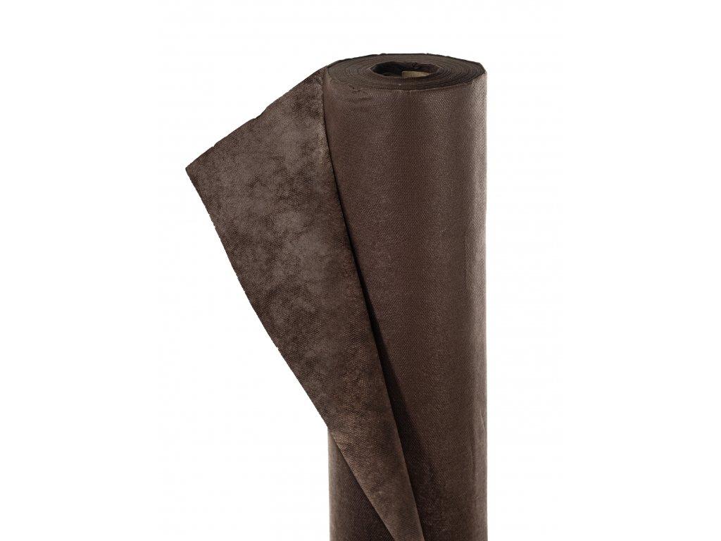 Mulčovacia netkaná textília ZELOTEX UV 50 g m2 hnedá 1,6 x 50 m