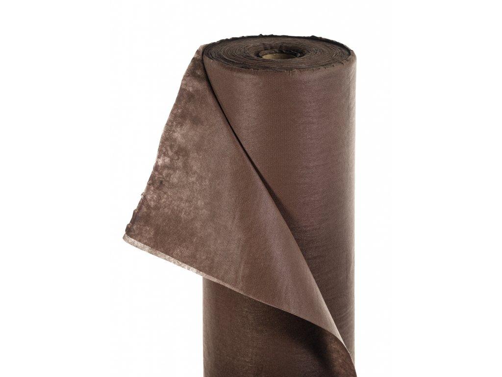 Mulčovacia netkaná textília ZELOTEX UV 50 g m2 hnedá 3,2 x 100 m