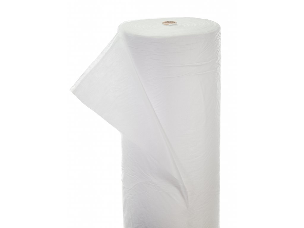 Zakrývacia netkaná textília ZELOTEX UV 19 g m2 biela 10,5 x 100 m