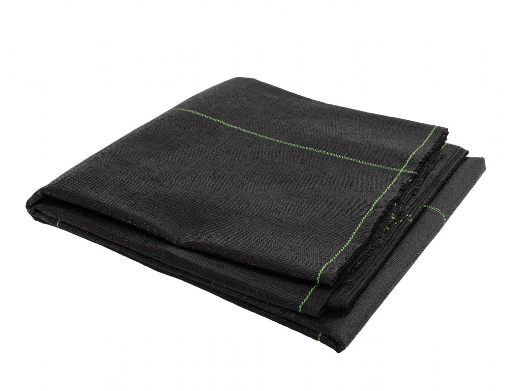 Mulčovacia tkaná textília ZELOTEX UV 99 g m2 čierna 3,27 x 5 m