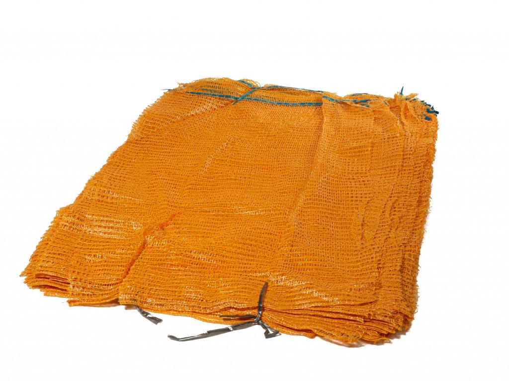 Rašlové vrece ŠTANDARD 25 kg zlatožlté 50 x 80 cm