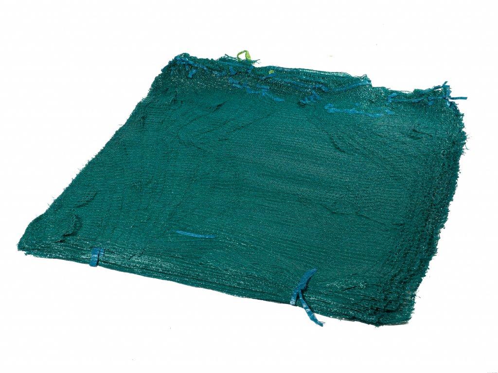 Rašlové vrece ŠTANDARD 25 kg zelené 50 x 80 cm
