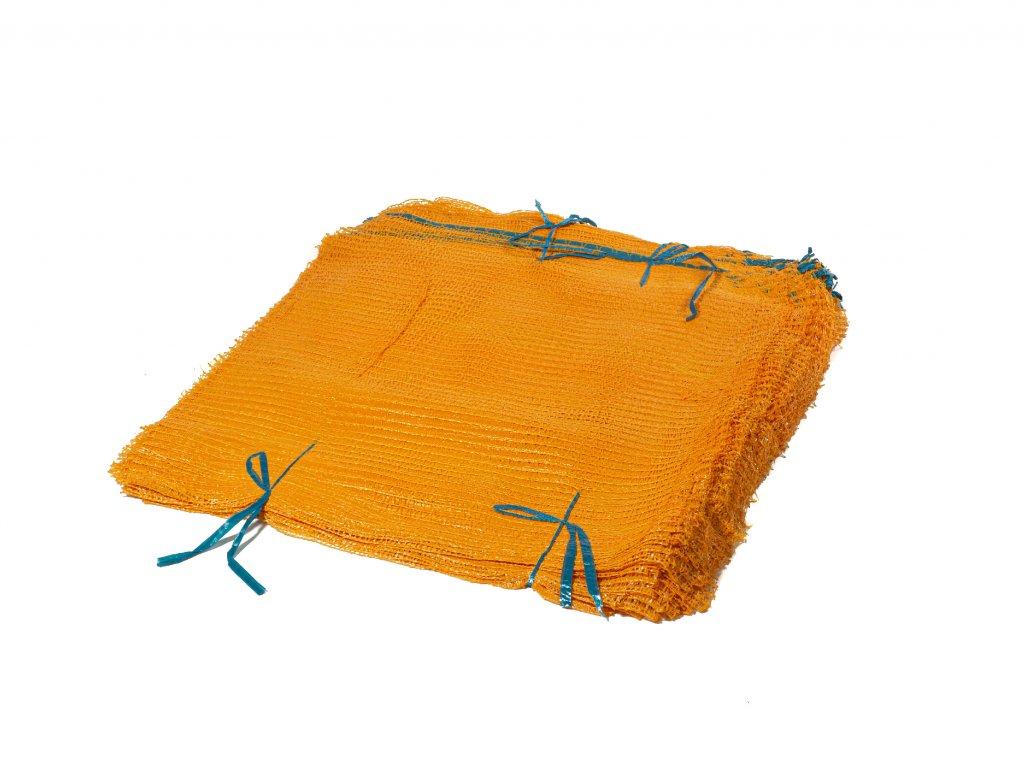 Rašlové vrece ŠTANDARD 15 kg zlatožlté 40 x 63 cm