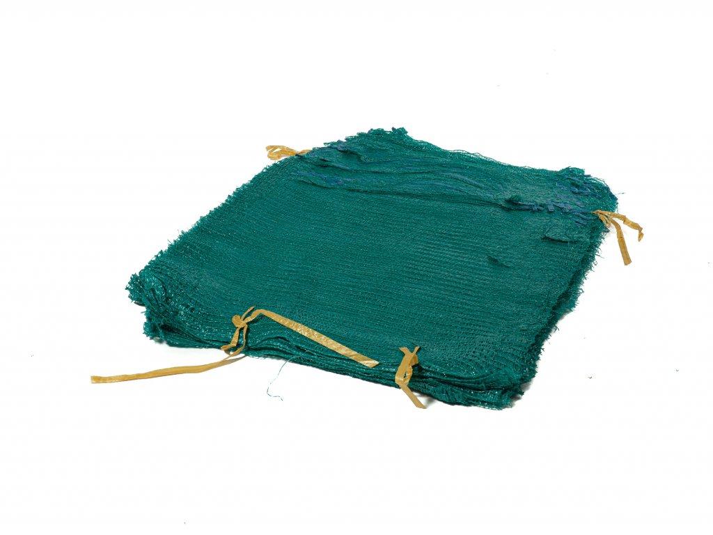 Rašlové vrece ŠTANDARD 15 kg zelené 40 x 63 cm